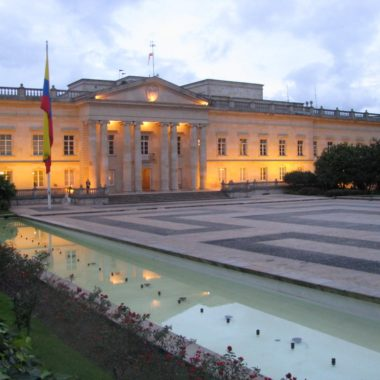 Presidential Palace, Bogota city tour